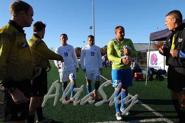 2011 FINAL - CNU vs NC WESLEYAN - 11-05-2011