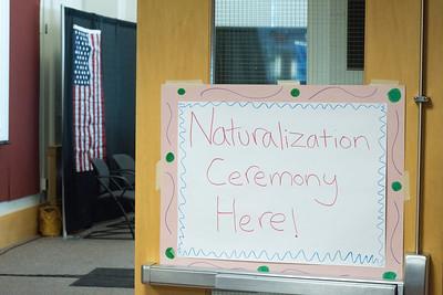 Naturalization Ceremony 2014