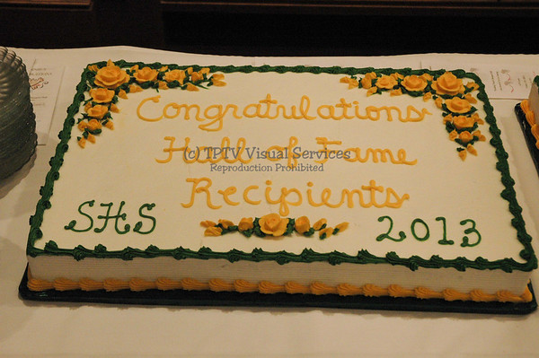 Start H. S. Hall of Fame - 2013