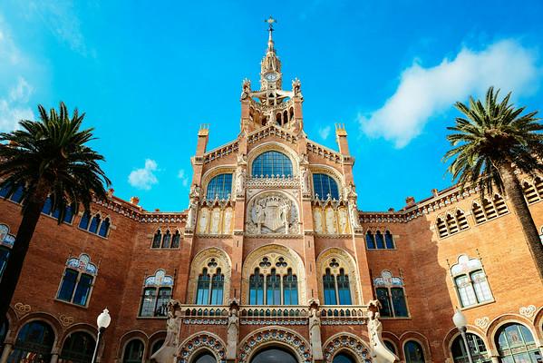 Event | l'Hospital de la Santa Creu i Sant Pau | Barcelona