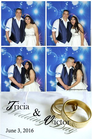 Tricia and Victor Wedding