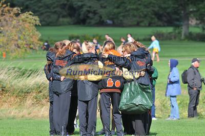 Spartan Elite Girls - 2013 Spartan XC Invitational