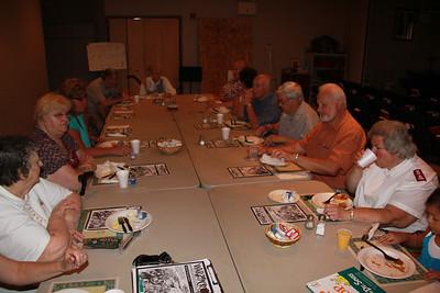 Advisory Board Meeting, Breakfast, Salvation Army, Tamaqua (6-22-2012)