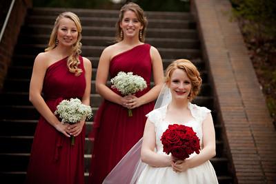 Melanie + Bridesmaids