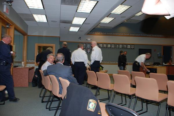 2011-10-17 Board Meeting