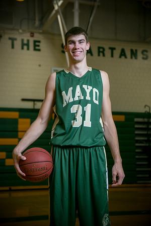 2014-15 Mayo Boys Basketball