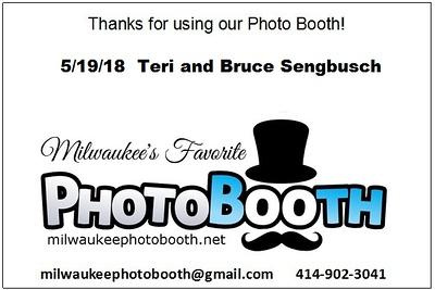 5/19/18  Teri & Bruce Sengbusch