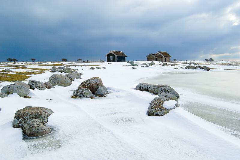 Hahns fishing cottage , Hahns fiskestugor