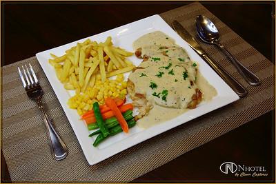 N Hotel - Food