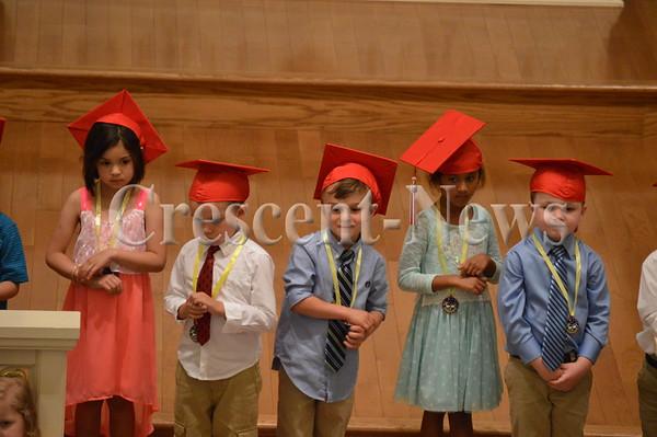 05-28-15 NEWS St. John Lutheran Preschool Graduation
