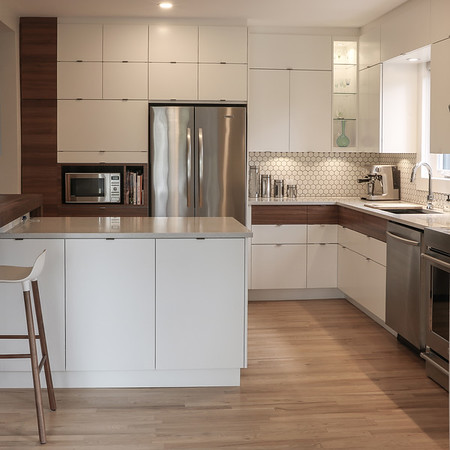 Residential Kitchen - Cuisine Résidentielle