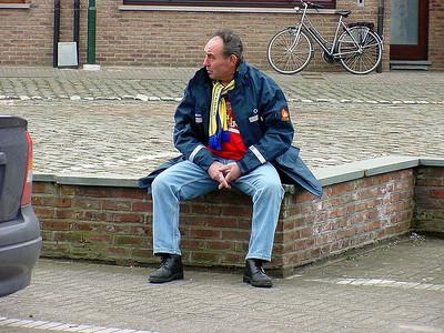 Einde van het Carnaval in Steendorp 2004