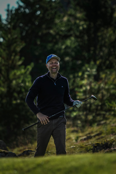 GR, Jón Karlsson Íslandsmót í golfi 2019 - Grafarholt 2. keppnisdagur Mynd: seth@golf.is