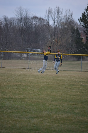 v baseball v. rockford east . 3.19.16
