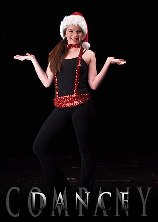 Dance Company Portraits 2012
