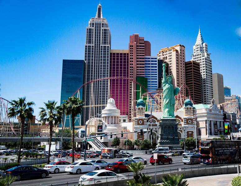 Tropicana and Las Vegas