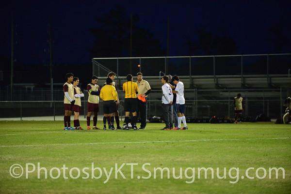 MW vs Tomball Memorial Soccer