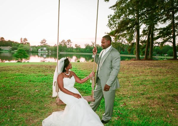 Kristy & Lee Wedding Photos