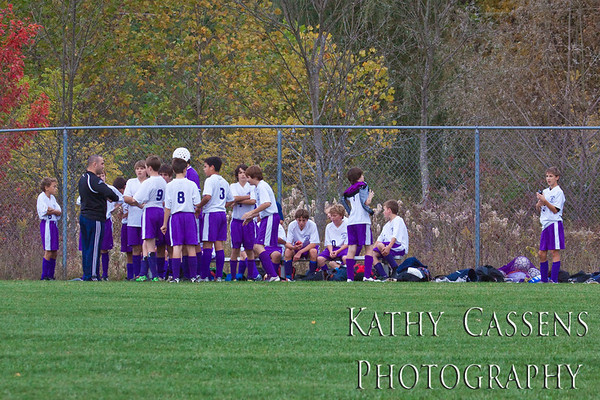 Modified Soccer 2010