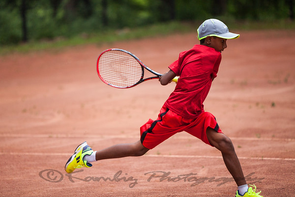 2018 - USTA Frick Park Red Clay Junior Open
