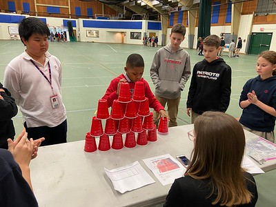 6th Grade Minute to Win It Games