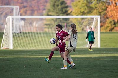 11/2/16: Girls' JV Soccer v Westminster