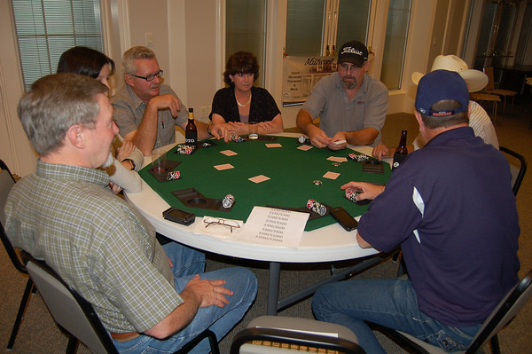 2011 Texas Hold'em Tournament