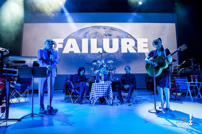 Cinquanta: Puscifer / A Perfect Circle / Failure