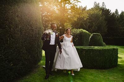 Mr & Mrs Asante