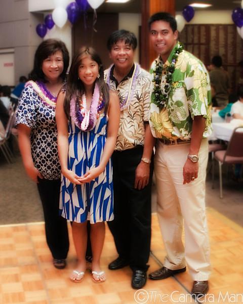 Casie's Graduation Party - July 19, 2009