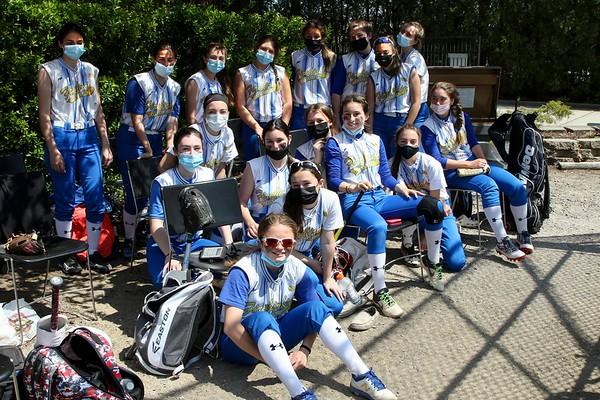 Junior Varsity Softball - 2021
