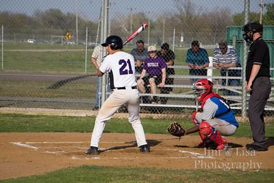 HS Baseball: CCS vs. John Marshall, April 2