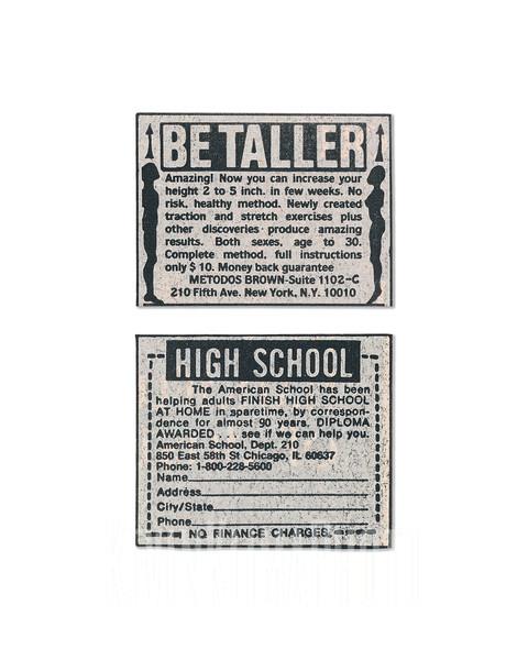 Be Taller - High School