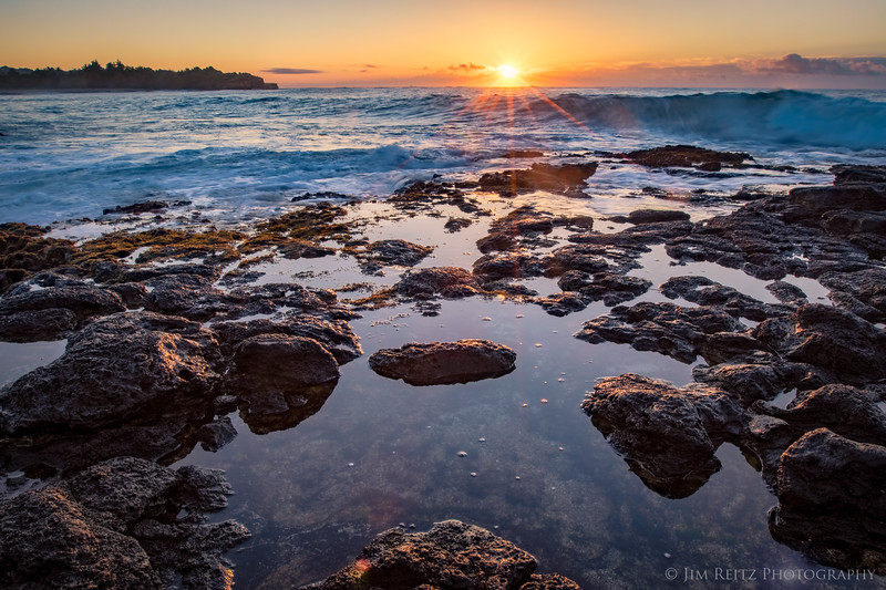 Sunrise - Poipu coast