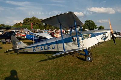 DH83 Fox Moth