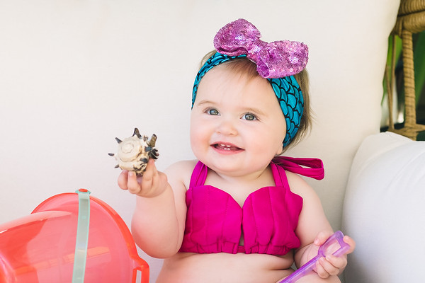 Ava Lisette's First Birthday Pictures