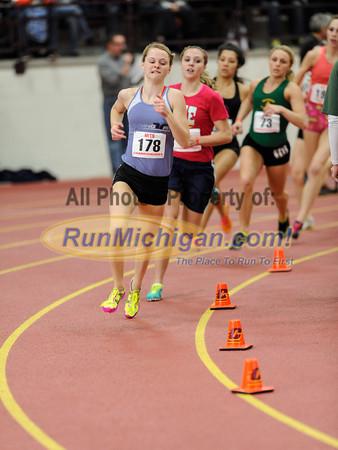 Girl's 800 Meters - 2013 MITS State Meet