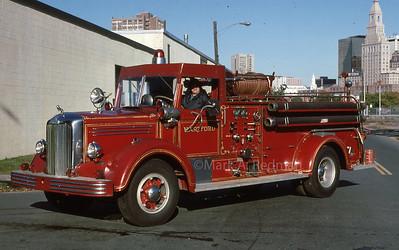 Apparatus Shoot - Hartford Fire Department, Hartford, CT - Multiple Dates