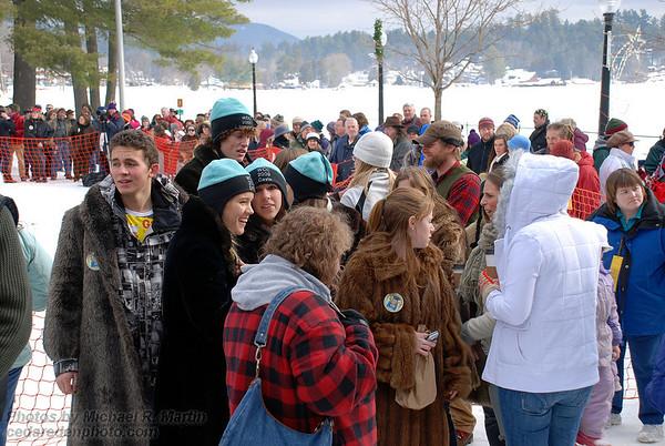 Winter Carnival 2009 | Frying Pan Toss