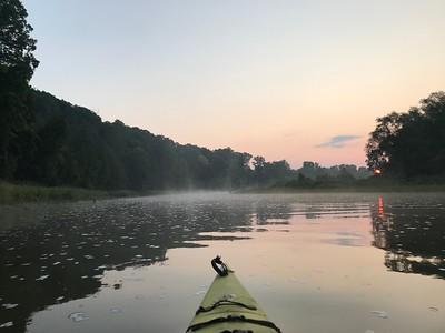 non-club adventure - Tim Grant - Grand River near Freeport