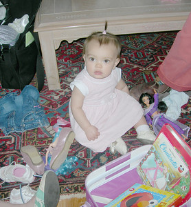 Marina's Baby Shower-May 12, 2007