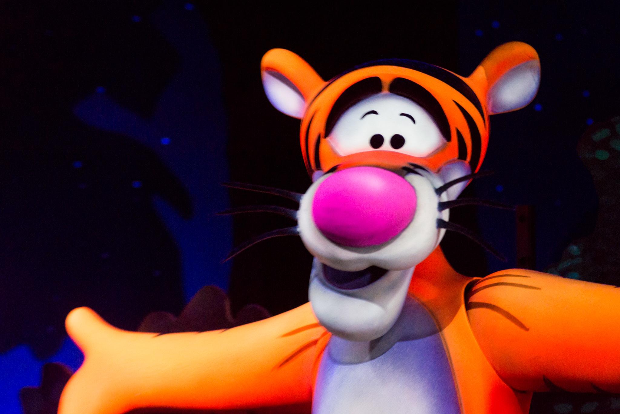 TIGGER - Walt Disney World Magic Kingdom