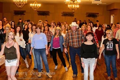Campos Line Dancing 3/1/19 By Taylor Lena