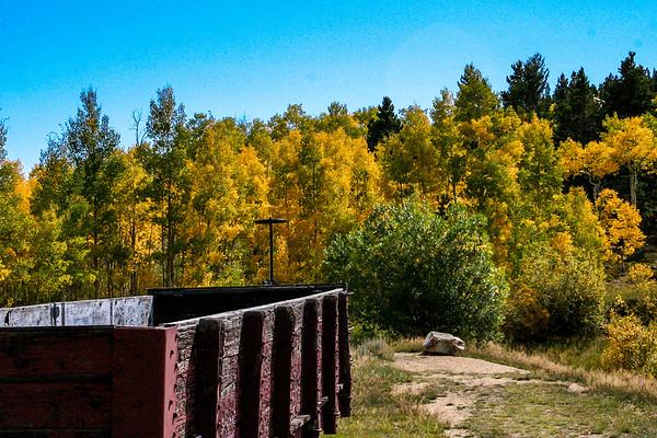 Golden Colorado Autumn