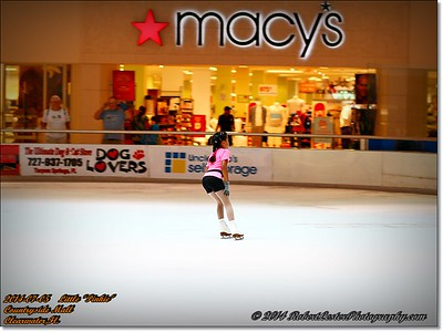 "2014-07-05...Little ""Pinkie""...Countryside Mall Ice Rink"