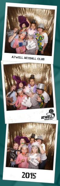 Atwell Netball Club Windup 2015 Open Photostrips