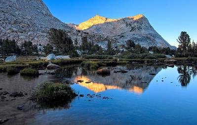 Yosemite High Sierra Camps 2008