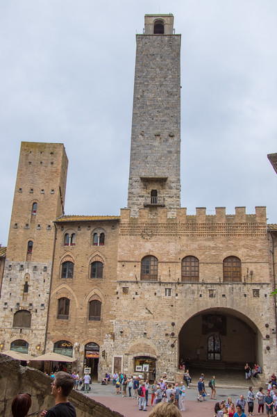 Commune Di San Gimignano