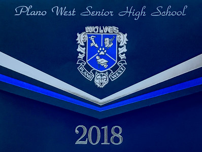6/9/2018 Plano West Sr. High School Graduation
