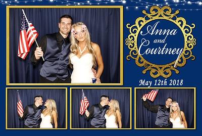 Anna & Courtney's Wedding